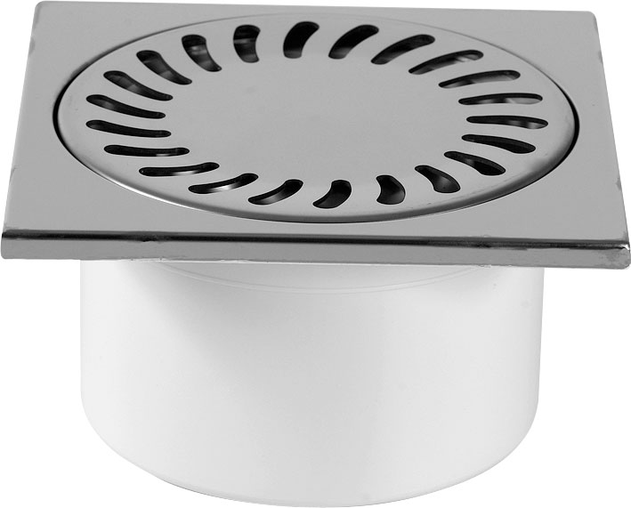 Floor drain - stainless steel DN 50 (DN 50/84 N)