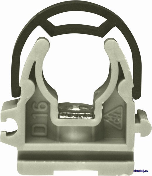 Yoke clamp D16 with nut M6 (Z1T016P)